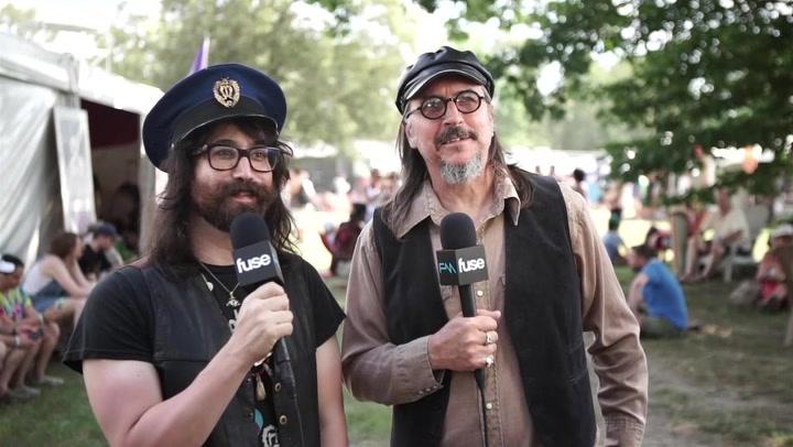 Claypool Lennon Delirium Talk Radioactive Ticks At Bonnaroo