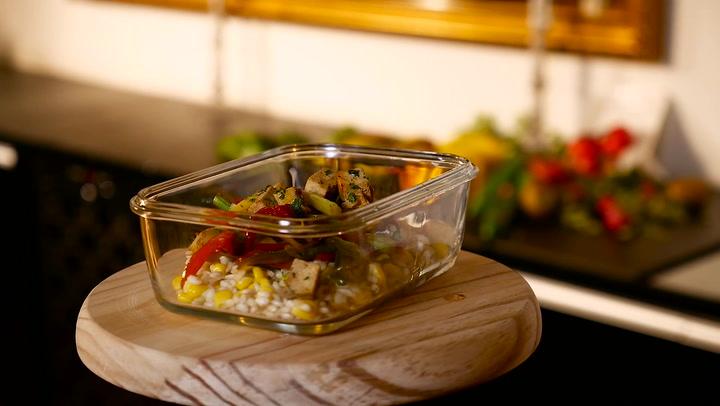 sana: recetas muy sencillas para preparar un \'tupper\' bajo en calorías