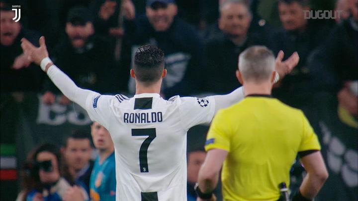 Hat-Trick Heroes: Cristiano Ronaldo Vs Atletico