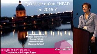 Qu'est-ce qu'un EHPAD en 2015 ?