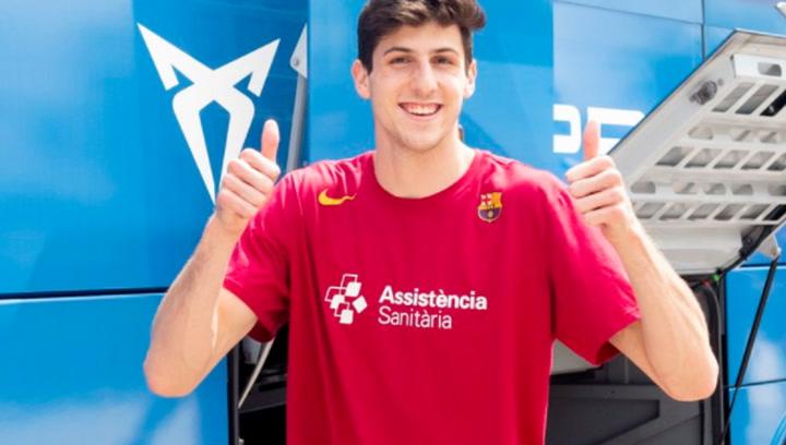 El Barça ata a Bolmaro hasta 2023 y le sube al primer equipo