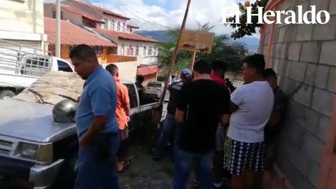 Matan a presuntos delincuentes al interior de una vivienda en la capital