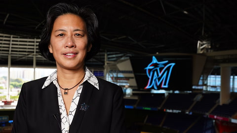 Omar Minaya discusses friendship with and admiration for new Marlins GM Kim Ng