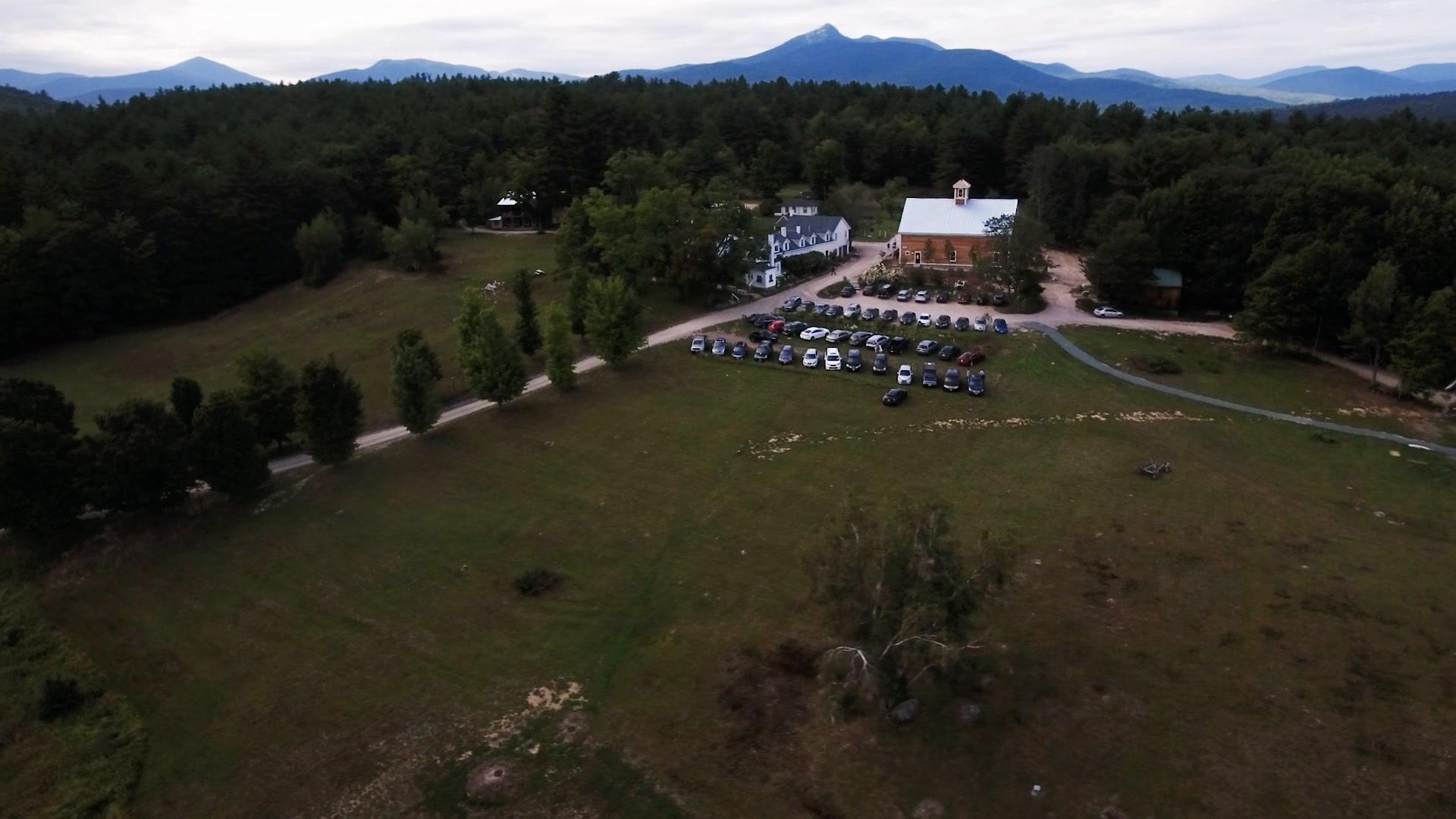 Andrea + Sean | Tamworth, New Hampshire | The Preserve at Chocorua