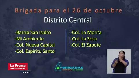 Honduras reporta 93,214 casos de covid-19 y suma 2,623 muertes