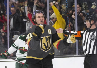 Golden Knights win third straight, defeat the Minnesota Wild 3-2