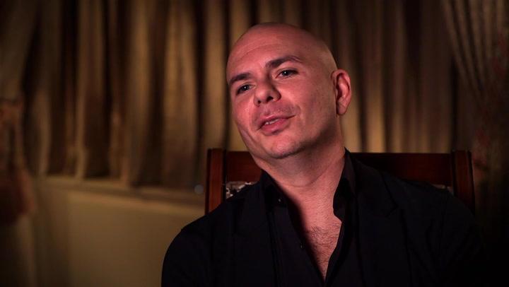 Pitbull Reveals Upcoming Jennifer Lopez Collaboration, Sexy Body