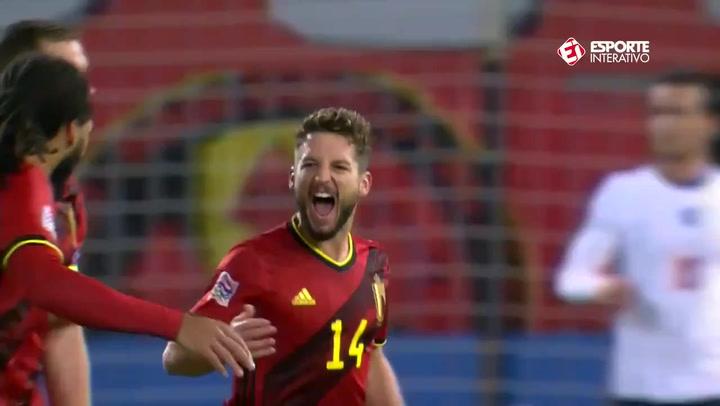 Dos zarpazos de Bélgica dejan a Inglaterra fuera de la Nations League (2-0)
