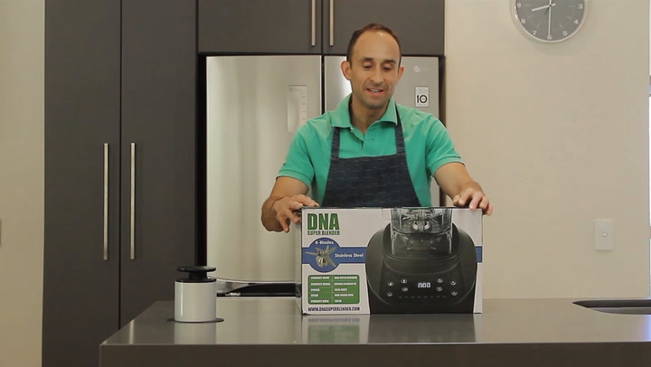 Preview image of Dna Super Blender Unboxing The Dna Super Blender video
