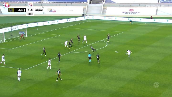 AGL Matchday 13 highlights: Sharjah 1-0 Ittihad Kalba
