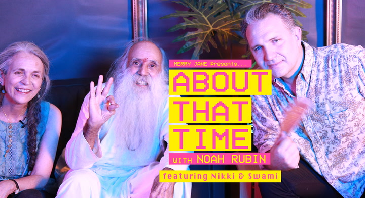 "California Cannabis Growers Nikki & Swami Talk Truths From the Emerald Triangle on ""About That Time"""