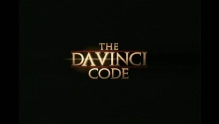 The Da Vinci Code - Trailer #1