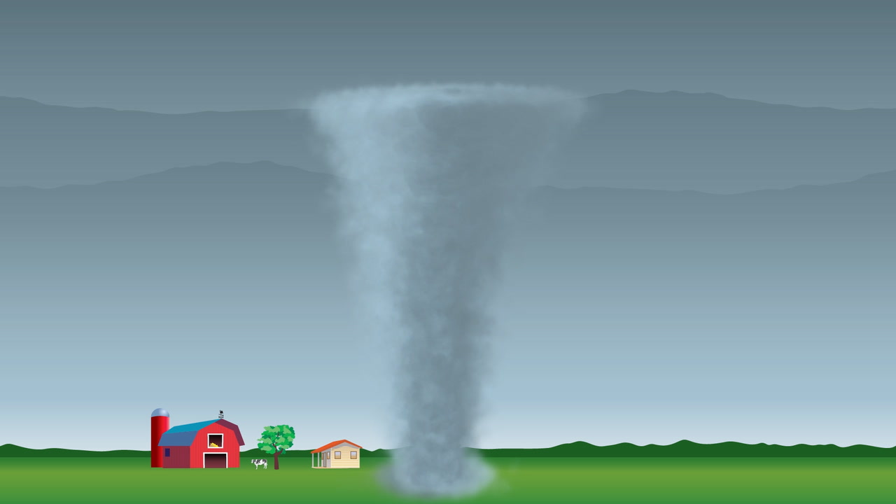 Demystified: How do Tornadoes Form?