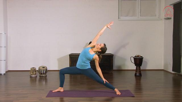 Stehende Yoga-Klassiker