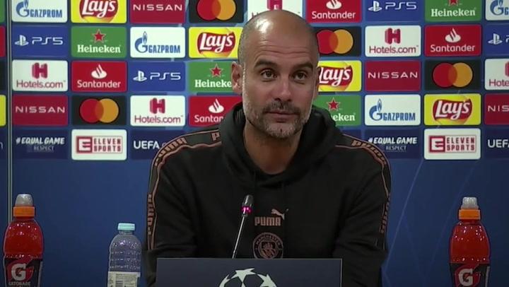 """Guardiola: """"Cada eliminatoria es una final y todo puede pasar"""""""