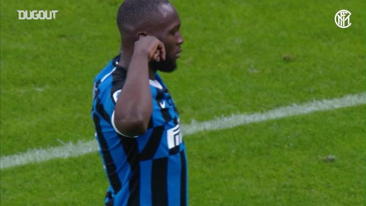 Romelu Lukaku's strike downs Genoa CFC