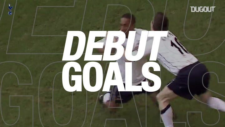Debut Goals: Jermain Defoe Vs Portsmouth