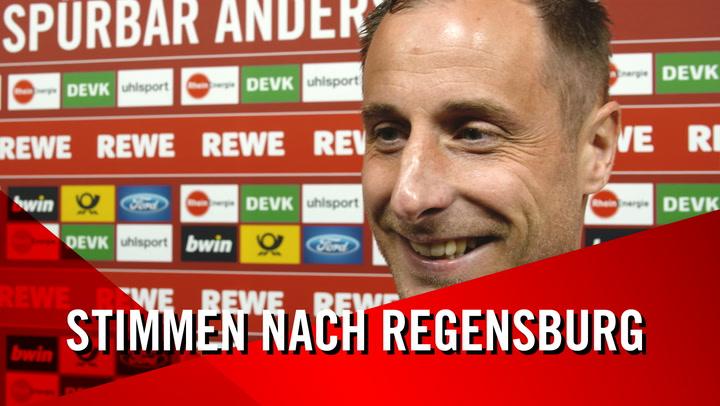 Stimmen nach Regensburg