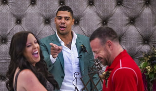 Ryan Reaves performs wedding ceremony