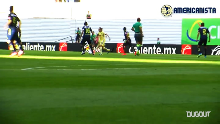 Cuauhtémoc Blanco's last game for América