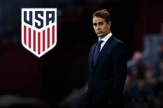 Julen Lopetegui tiene una oferta para dirigir a la selección de Estados Unidos