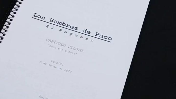 Vuelve la serie 'Los hombres de Paco' con Michelle Jenner