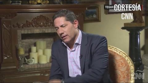 Entrevista de Fernando del Rincón de CNN al expresidente Porfirio Lobo Sosa
