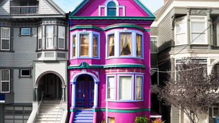 6 Homes With Jaw-Dropping Paint Jobs You Have to See to Believe