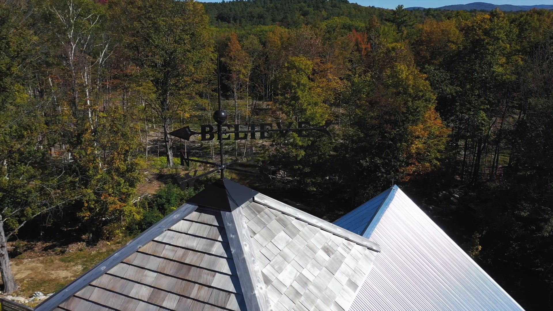 Jessie + Chris | Tamworth, New Hampshire | The Preserve at Chocorua