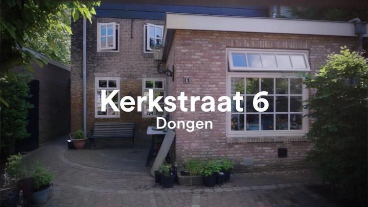 Kerkstraat 6 in Dongen: Binnenkijken  bij familie Rompa