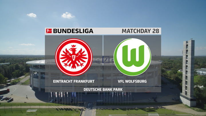 Em jogo de sete gols, Frankfurt vence Wolfsburg de virada