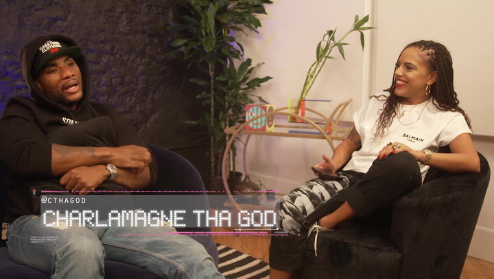 Weezy Shares Her First Reaction with Charlamagne Tha God's Wife