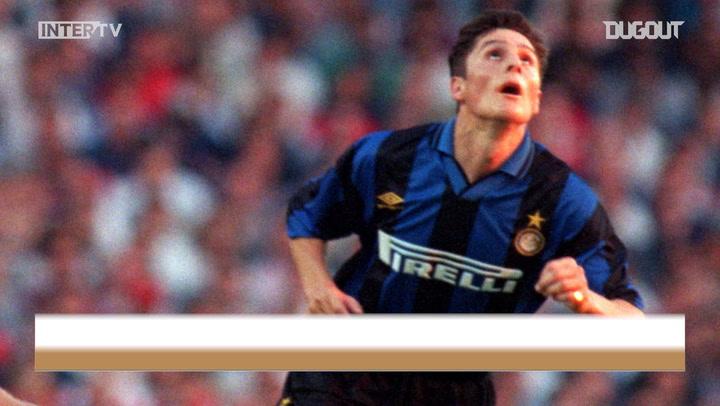 Football Origins: Javier Zanetti