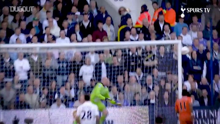 Brad Friedel's best Spurs saves