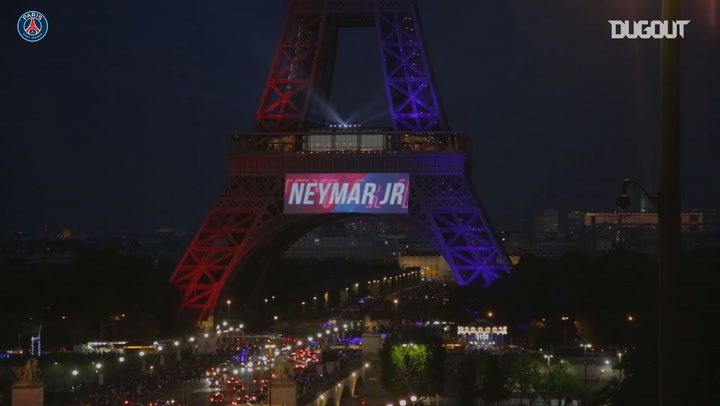Behind The Scenes: 24 Hours With Neymar Jr