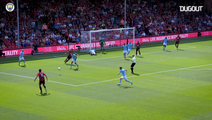 Throwback: Sterling Strikes Late To Beat Bournemouth
