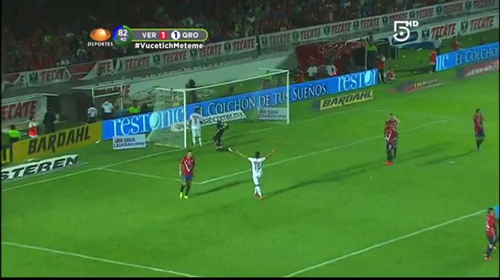 Bekijk de rake vrije trap van Ronaldinho: