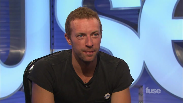 """Coldplay's Chris Martin on One Direction: """"They're Doing So Much Better Than Us"""""""