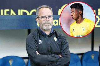 Técnico del Cádiz explica por qué el Choco Lozano no jugó en la derrota ante el Betis