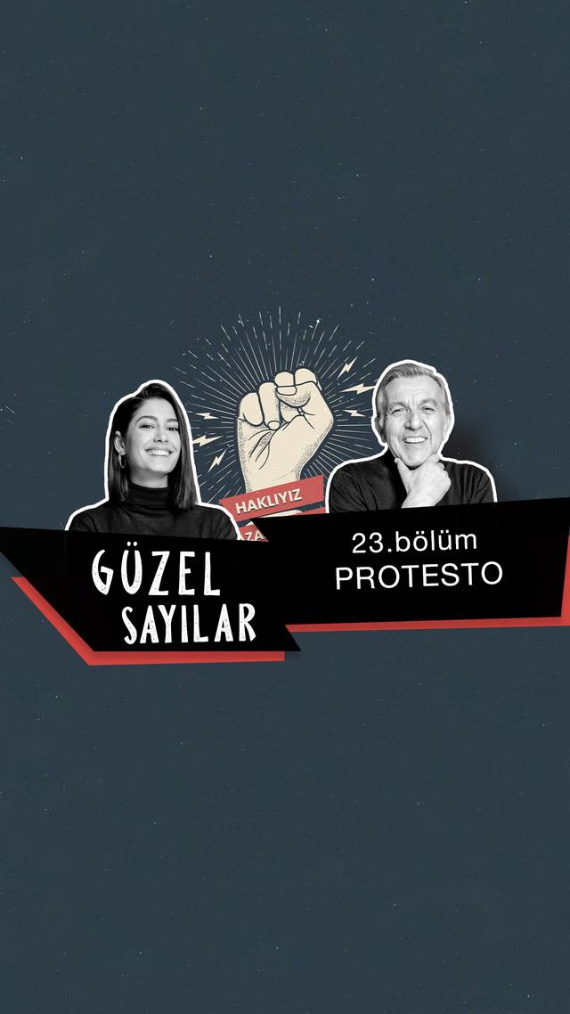 Güzel Sayılar - Protesto