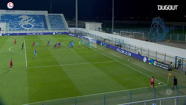 Highlights: Hatta 2-3 Sharjah