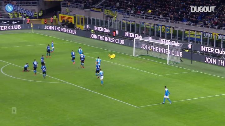 Deretan Gol Fabián Ruiz Peña Bersama SSC Napoli