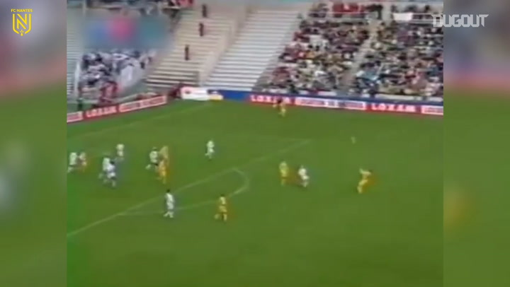 FC Nantes claim emphatic extra-time victory over AJ Auxerre