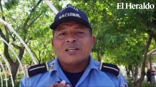 Autoridades buscan responsable de lanzar bomba en Choluteca