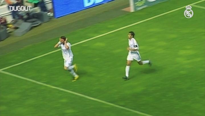 Best Assists: David Beckham For Sergio Ramos vs Athletic de Bilbao