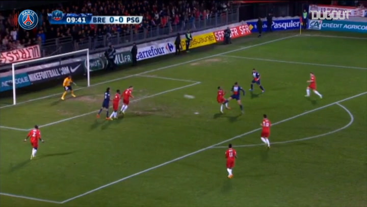 Hat-trick Heroes: Ibrahimović Vs Brest 2014