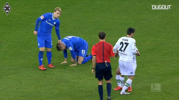 Nordtveit's incredible free-kick vs Darmstadt