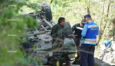 Muere militar tras tenaz persecución contra asaltantes en San Pedro Sula