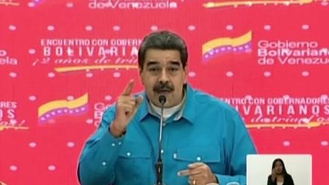 Maduro felicita al pueblo de Ecuador por su