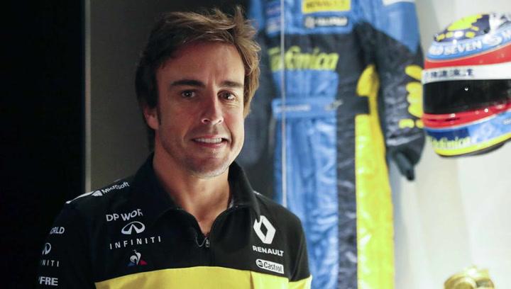 Fernando Alonso: